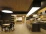 Dekorativer Bereich- Bar